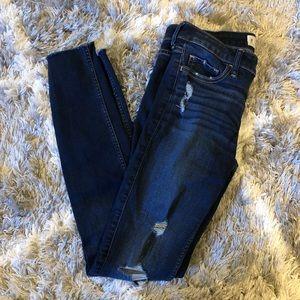 nwot hollister jeans